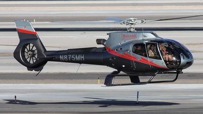 N875MH - Eurocopter EC 130T2 - Maverick Helicopters