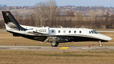 D-CZZZ - Cessna 560XL Citation XLS Plus - DC Aviation