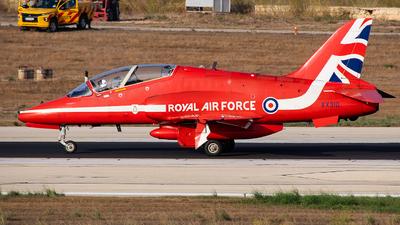 XX310 - British Aerospace Hawk T.1A - United Kingdom - Royal Air Force (RAF)