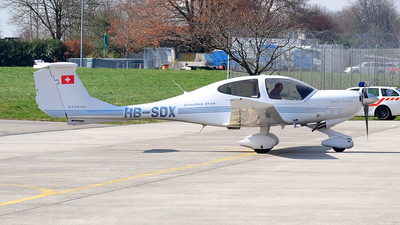 HB-SDX - Diamond DA-40D Diamond Star TDI - Private