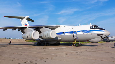 RF-78654 - Ilyushin Il-76MD-90A - Russia - Air Force
