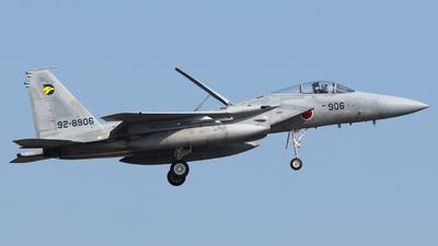 92-8906 - McDonnell Douglas F-15J Eagle - Japan - Air Self Defence Force (JASDF)