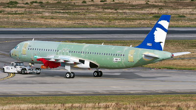F-WWIP - Airbus A320-252N - Airbus Industrie