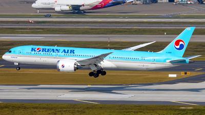 HL8083 - Boeing 787-9 Dreamliner - Korean Air