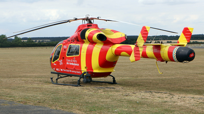 G-EHEM - MD Helicopters MD-902 Explorer - Essex Air Ambulance