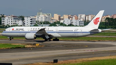 B-7832 - Boeing 787-9 Dreamliner - Air China