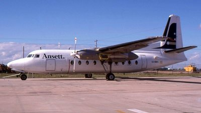 VH-MMS - Fokker F27-200 Friendship - Ansett Airlines of Australia