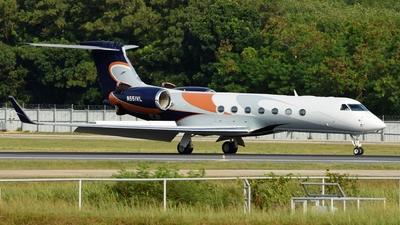 N551VL - Gulfstream G550 - Private