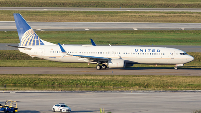 A picture of N37466 - Boeing 737924(ER) - United Airlines - © Kyle McKinlay