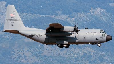90-1791 - Lockheed C-130H Hercules - United States - US Air Force (USAF)