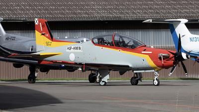HB-HWN - Pilatus PC-21 - Pilatus Aircraft