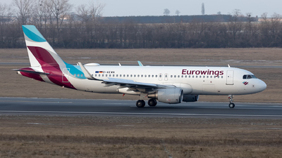 A picture of DAEWN - Airbus A320214 - Eurowings - © Hanjo Schrenk