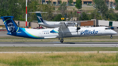 N452QX - Bombardier Dash 8-Q402 - Alaska Airlines (Horizon Air)