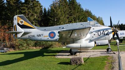 XL450 - Fairey Gannet AEW.3 - United Kingdom - Royal Navy