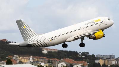 A picture of ECJGM - Airbus A320214 - Vueling - © Eduardo Seijo