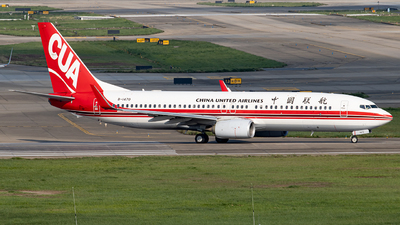 A picture of B1470 - Boeing 73789P - China United Airlines - © Zongzha_Kaiguan