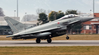 MM7324 - Eurofighter Typhoon EF2000 - Italy - Air Force
