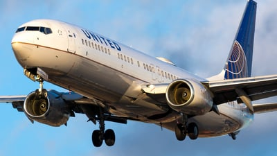 A picture of N37434 - Boeing 737924(ER) - United Airlines - © Kevin Cargo