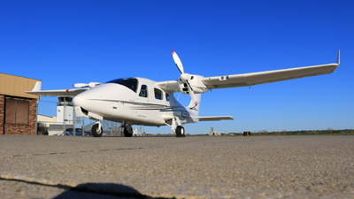 N128PA - Tecnam P2006T - Private