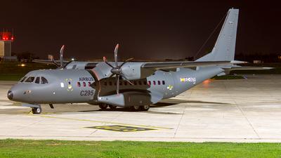 EC-025 - Airbus C295M - Airbus Military