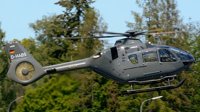 D-HABS - Airbus Helicopters H135 - Germany - Army