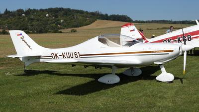 OK-KUU 61 - AeroSpool Dynamic WT9 - Private