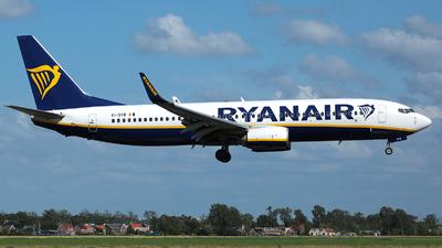 A picture of EIDYB - Boeing 7378AS - Ryanair - © R. Eikelenboom