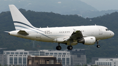 B-55411 - Airbus A318-112(CJ) Elite - Private