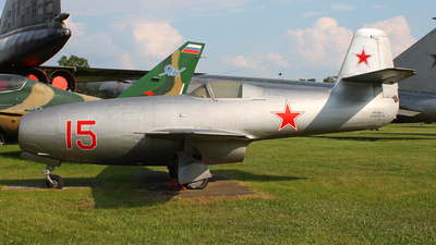 15 - Yakovlev Yak-23 Flora - Russia - Air Force