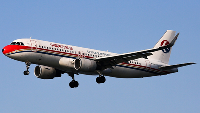 B-1836 - Airbus A320-214 - China Eastern Airlines