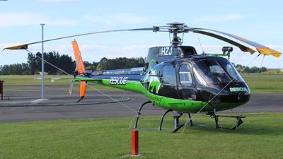 ZK-HZJ - Aérospatiale AS 350B2 Ecureuil - Helicopter Services