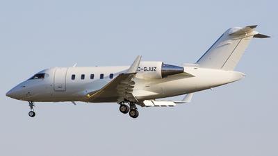C-GJUZ - Bombardier CL-600-2B16 Challenger 650 - Bombardier Aerospace