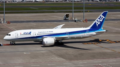 JA832A - Boeing 787-8 Dreamliner - All Nippon Airways (ANA)