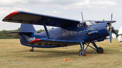 D-FOJB - PZL-Mielec An-2 - Private