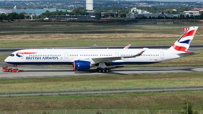F-WZNC - Airbus A350-1041 - British Airways