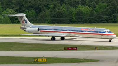 N971TW - McDonnell Douglas MD-83 - American Airlines