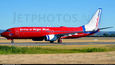 VH-VUN - Boeing 737-8BK - Virgin Blue Airlines