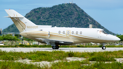 N850DP - Raytheon Hawker 800XP - Private