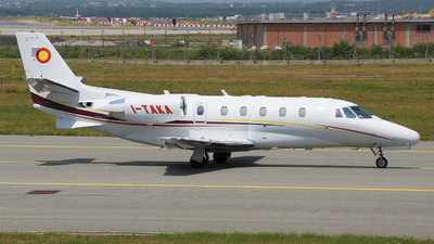 I-TAKA - Cessna 560XL Citation XLS - Esair