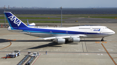 JA8961 - Boeing 747-481D - All Nippon Airways (ANA)