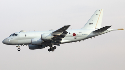 5517 - Kawasaki P-1 - Japan - Maritime Self Defence Force (JMSDF)