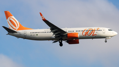 A picture of PRGXX - Boeing 7378EH - GOL Linhas Aereas - © fachetti_spotter