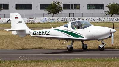 D-EFXZ - Aquila A210 - RWL - German Flight Academy