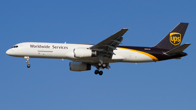 N467UP - Boeing 757-24A(PF) - United Parcel Service (UPS)