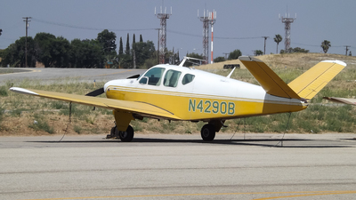 N429OB - Beechcraft 35 Bonanza - Private