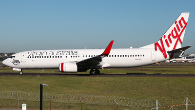 VH-VOL - Boeing 737-8FE - Virgin Australia Airlines