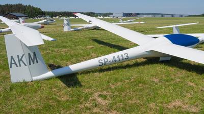 SP-4113 - Glaser-Dirks DG-101G Elan - Private