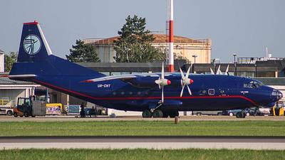 UR-CNT - Antonov An-12BK - Ukraine Air Alliance (UAA)