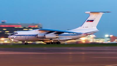 RF-76325 - Ilyushin IL-76TD - Russia - Air Force