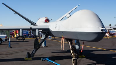 15-0284 - GAAS MQ-9 Reaper - United States - US Air Force (USAF)